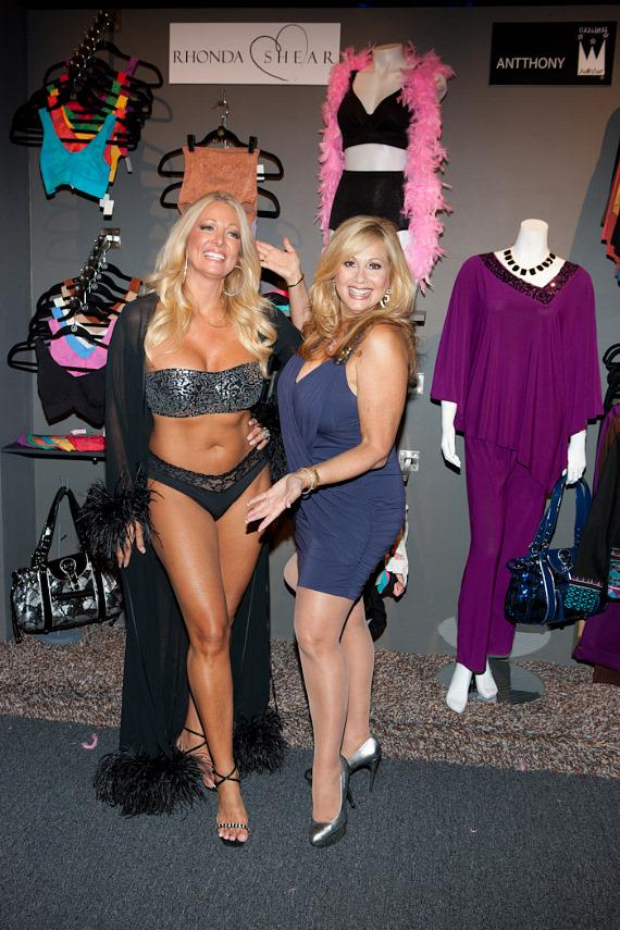 Rhonda Shear introduces Shear Intimates Fall '10 Collection