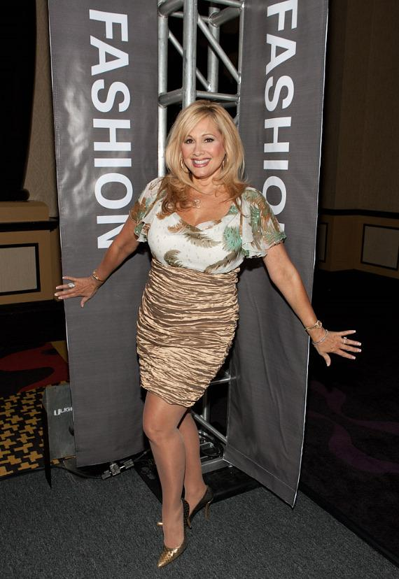 Rhonda Shear at HSN Live in Vegas at Planet Hollywood