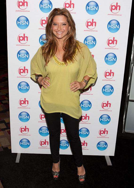 Ingrid Hoffman at HSN Live in Vegas at Planet Hollywood