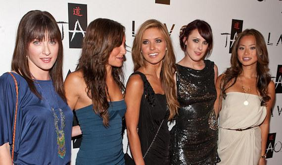 Margo Harshman, Brian Evigan, Audrina Patridge, Rumer Willis and Jamie Chung