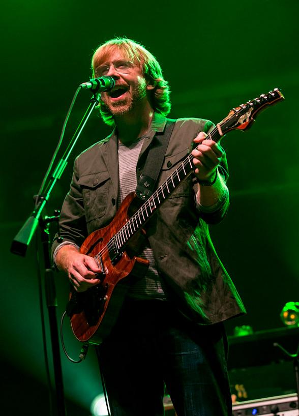 Phish to Perform at MGM Grand Garden Arena October 31 to November 3