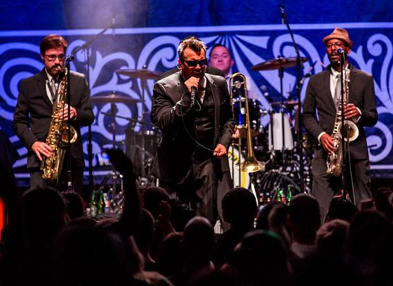 The Mighty Mighty Bosstones perform at Brooklyn Bowl Las Vegas at The LINQ