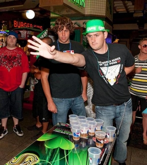 The World Series of Beer Pong celebrates 11th year in Las Vegas