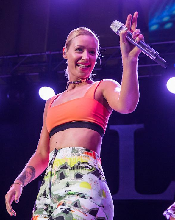 "Iggy Azalea Blazes Announces Official Dates for ""The Great Escape Tour"""