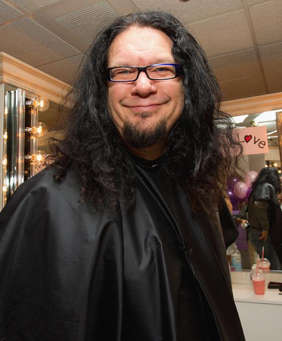 "The ""before"" photo of Penn Jillette"