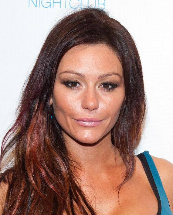 "'Jersey Shore' atar Jenni ""JWoww"" Farley at PURE Nightclub"