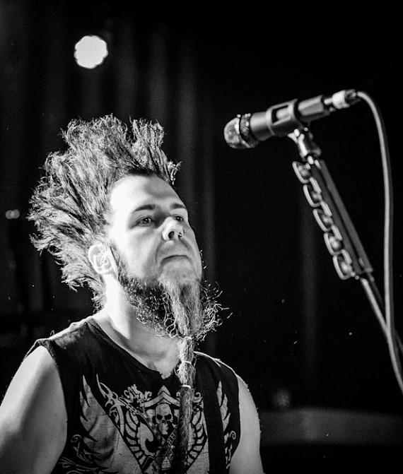 Static X Performs At Vinyl Inside Hard Rock Hotel Amp Casino