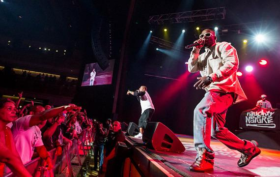Naughty By Nature at The Joint