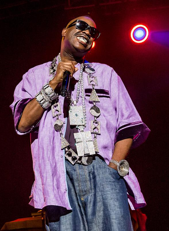 Slick Rick at The Joint