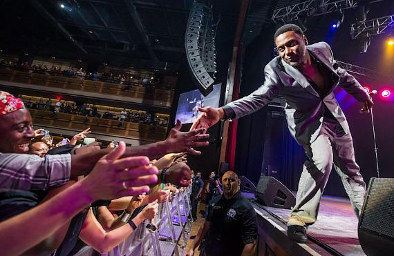 Big Daddy Kane at The Joint