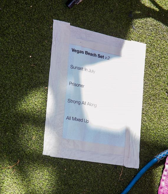 311 set list at REHAB Pool Party at Hard Rock Hotel & Casino in Las Vegas