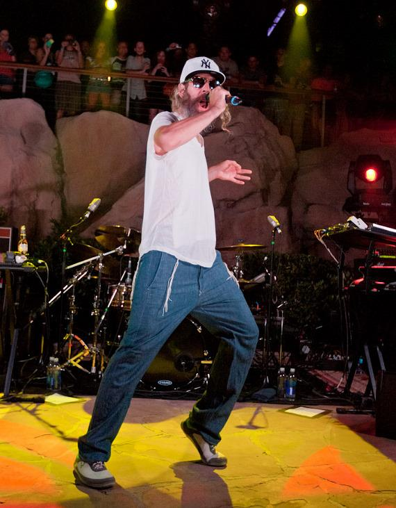 Matisyahu performs at Soundwaves at Hard Rock Hotel Las Vegas