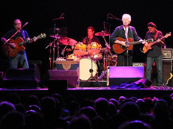 Crosby, Stills & Nash perform at The Joint in Hard Rock Hotel Las Vegas