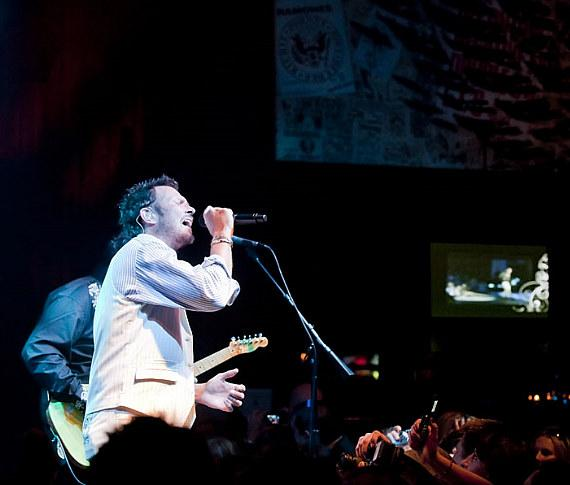 Scott Weiland at Wasted-Space at Hard Rock Hotel