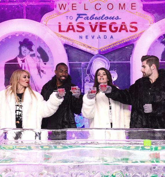 Magic Mike Live Brings the Heat to Minus5 Ice Experience with All-New Tangy Cocktail in Honor of Celebrity Cocktail Program