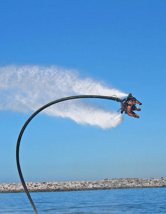 Jetpack America opens first Water Jetpack Experience in the Las Vegas Area at Spring Mountain Motorsports Ranch