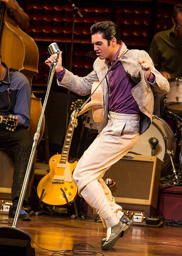 Opening Night: 'Million Dollar Quartet' at The Smith Center For The Performing Arts in Las Vegas