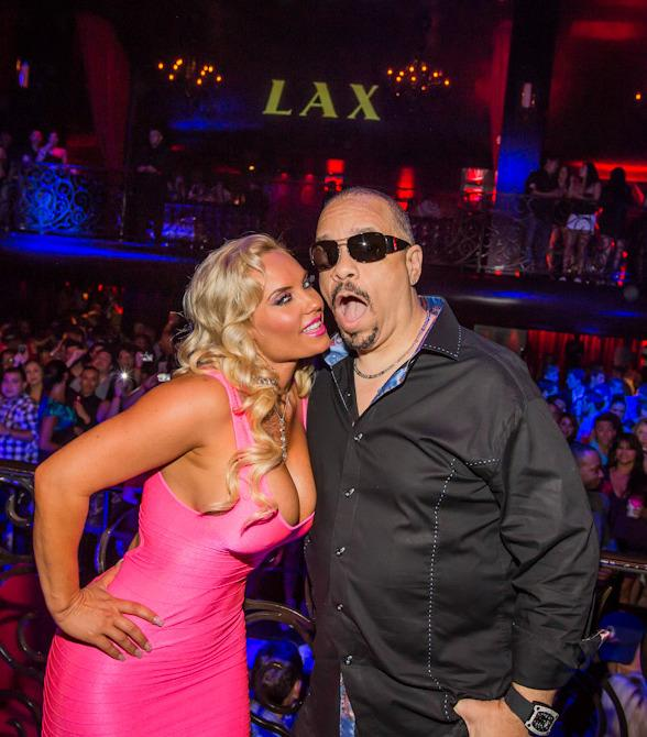 Reality TV Duo Ice-T and Coco Host Labor Day Weekend Bash at LAX Nightclub