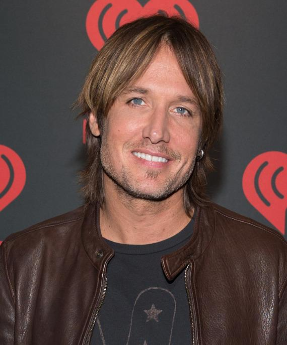 Keith Urban at iHeartRadio Music Festival