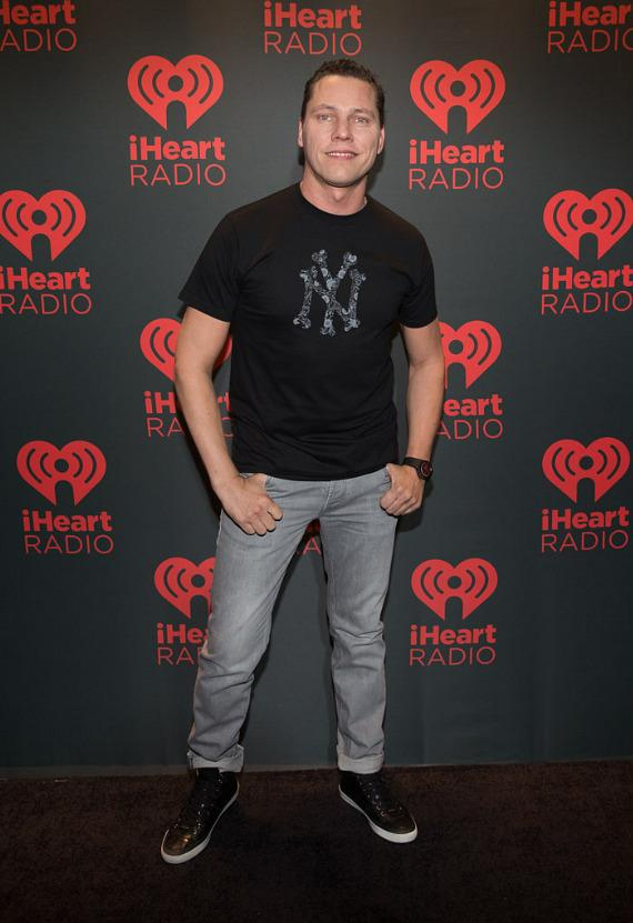 Tiesto at iHeartRadio Music Festival