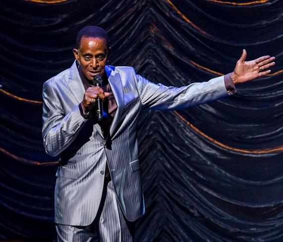 Antonio Fargas at The Nevada Sesquicentennial All-Star Concert