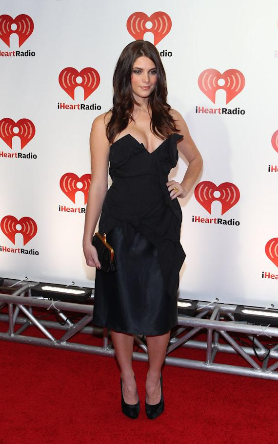 Ashley Greene at iHeartRadio Music Festival