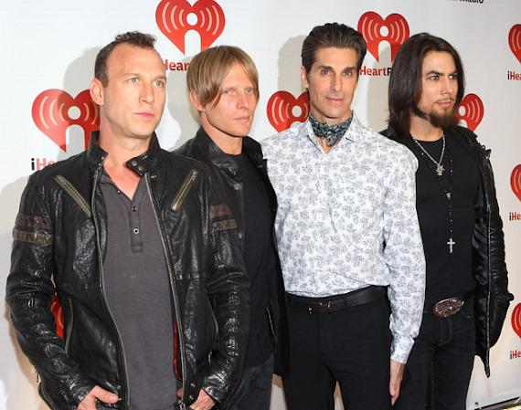 Jane's Addiction at iHeart Radio Music Festival