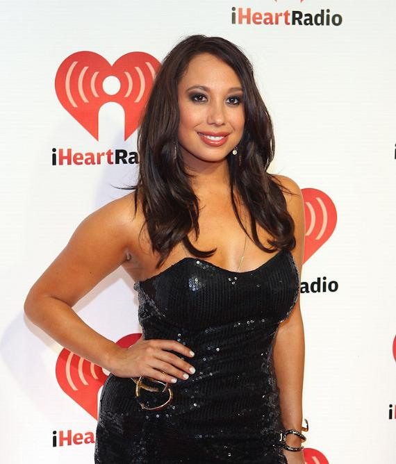 Cherryl Burke at iHeart Radio Music Festival