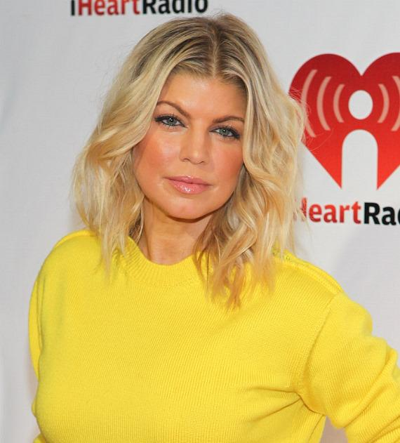 Fergie of Black Eyed Peas