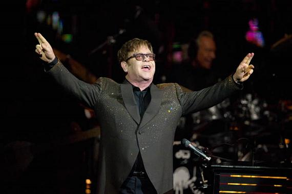 Elton John Returns to The Colosseum at Caesars Palace with his new show The Million Dollar Piano