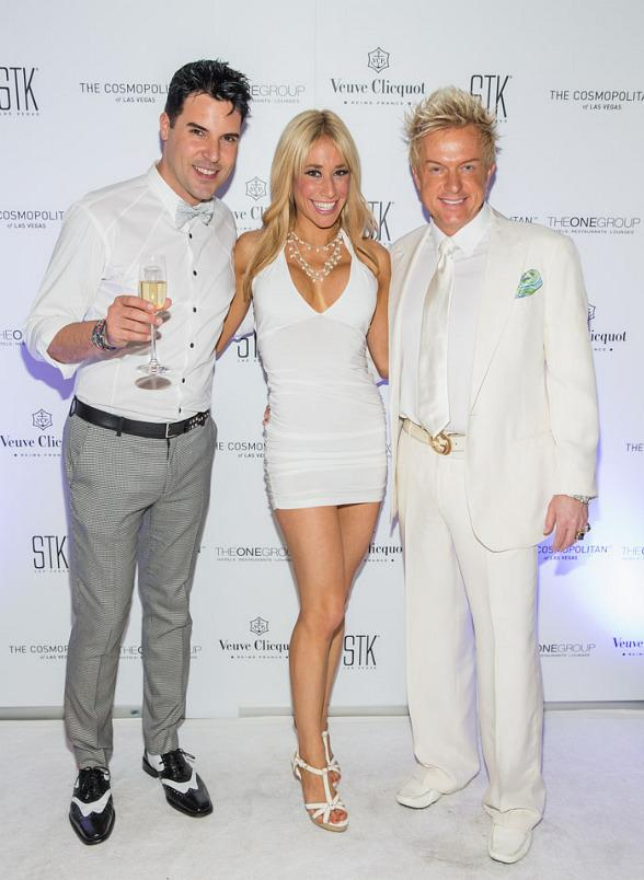STK Brings The Hamptons to the Las Vegas Strip with Labor Day White Party Hosted by Frankie Moreno