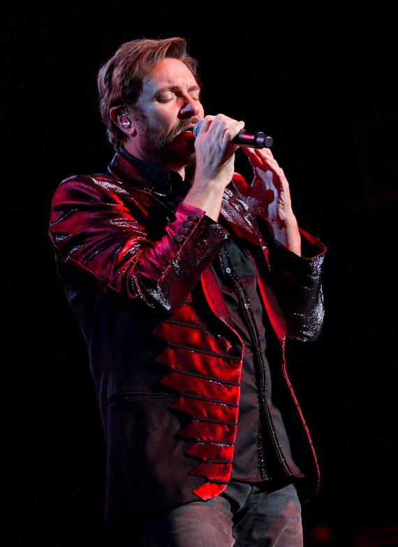 Duran Duran performs at The Joint at Hard Rock Hotel & Casino in Las Vegas