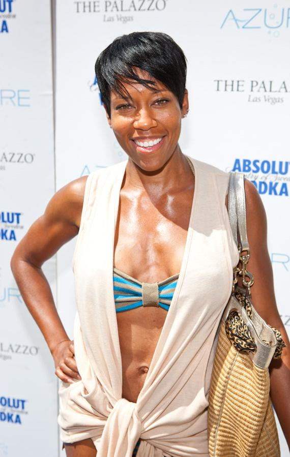 Regina King from NBC's Southland