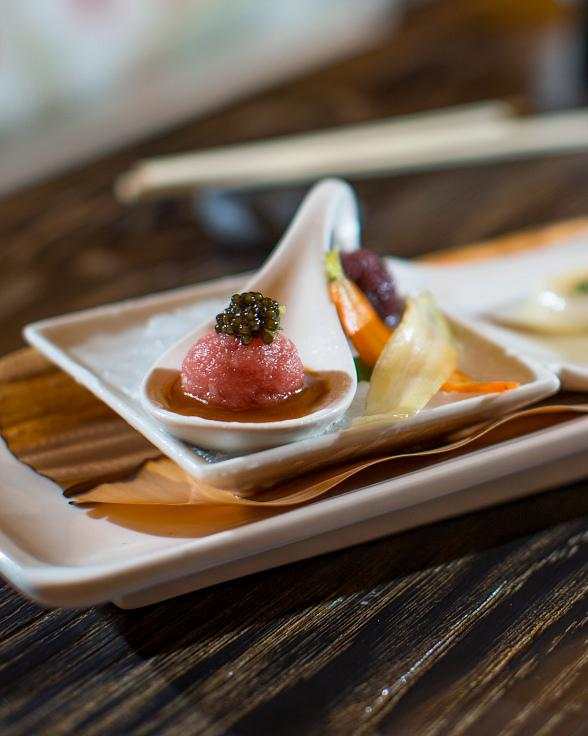 Celebrate the 20th Anniversary of Nobu with Special 20 Years in 20 Bites Omakase Menu