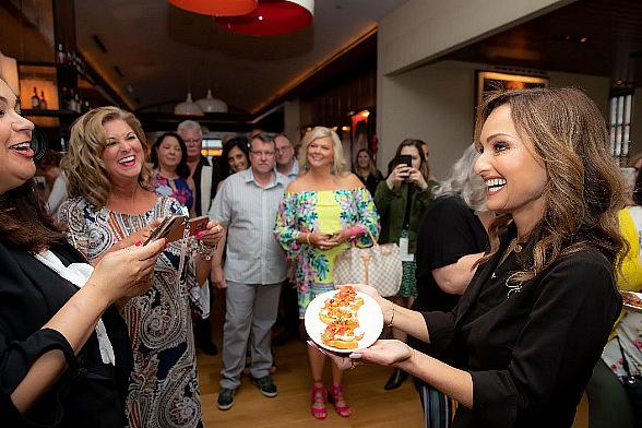Vegas Uncork'd by Bon Appétit Kicks Off with Star-Studded Chefs and Personalities Including Giada De Laurentiis, Greg and Marc Sherry, and Lisa Vanderpump