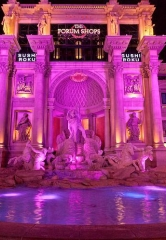 The Forum Shops at Caesars Palace Goes More Than Pink with Susan G. Komen