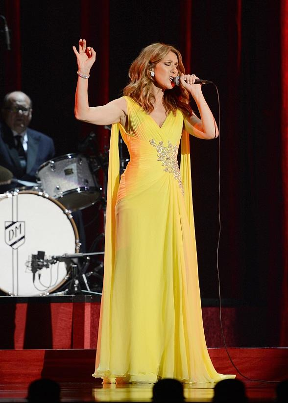 Legendary Singer Celine Dion Triumphantly Returns to the Las Vegas Stage After a Year Hiatus