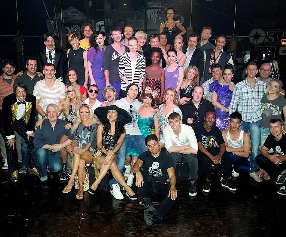 ABSINTHE Cast Welcomes Empire to the Stage