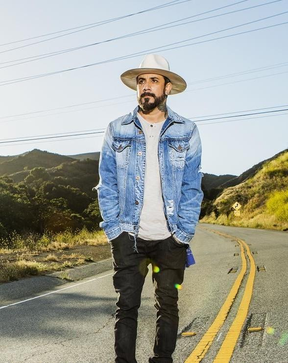 Singer-Songwriter AJ McLean to Perform at Gilley's Saloon, Dance Hall & Bar-B-Que at Treasure Island April 5