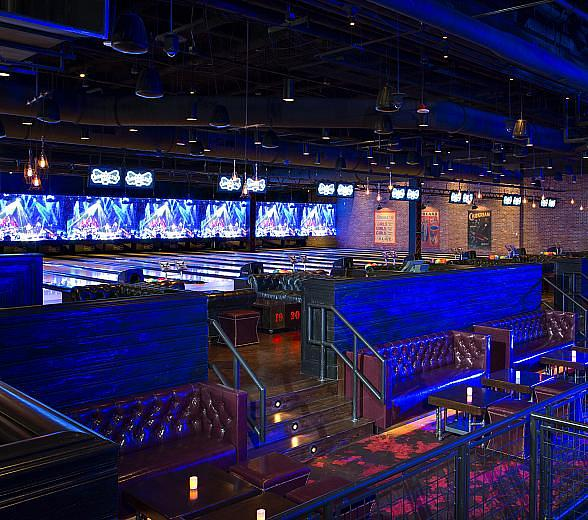 Brooklyn Bowl and Vegas Golden Knights Foundation Present