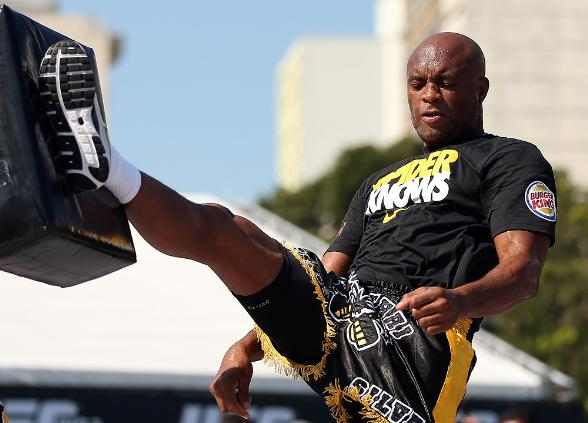 Anderson Silva to host Official Fight After-Party at 1 OAK Vegas July 9