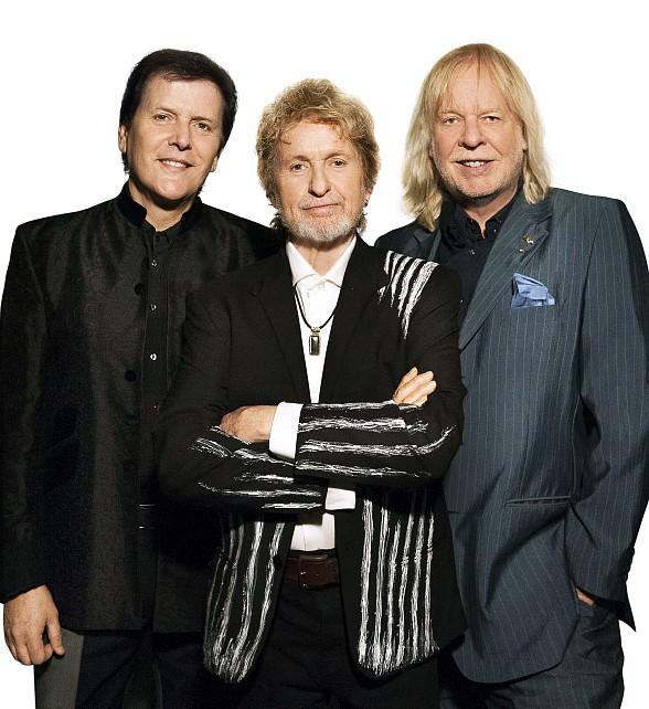 YES featuring Jon Anderson, Trevor Rabin & Rick Wakeman in Las Vegas at Smith Center Aug. 31