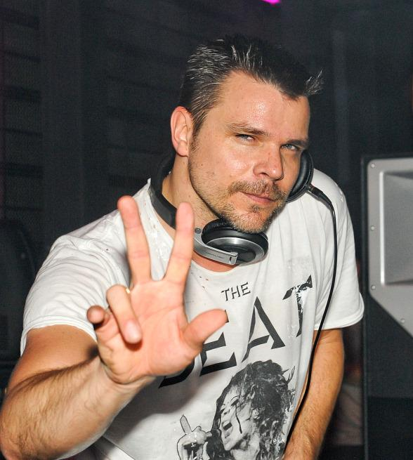 ATB spins at Marquee