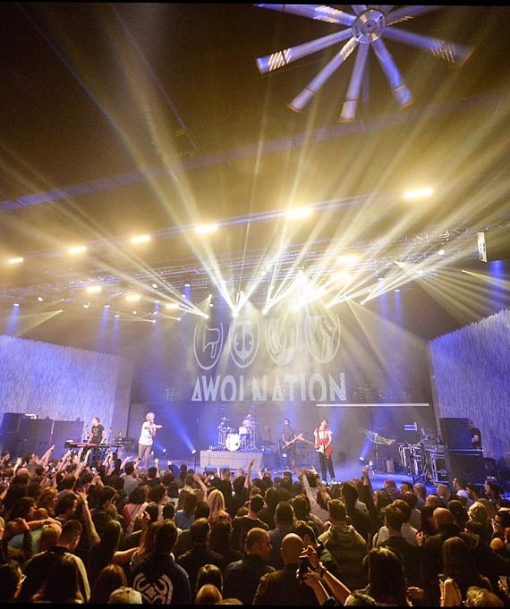 AWOLNATION performs at The Foundry at SLS Las Vegas