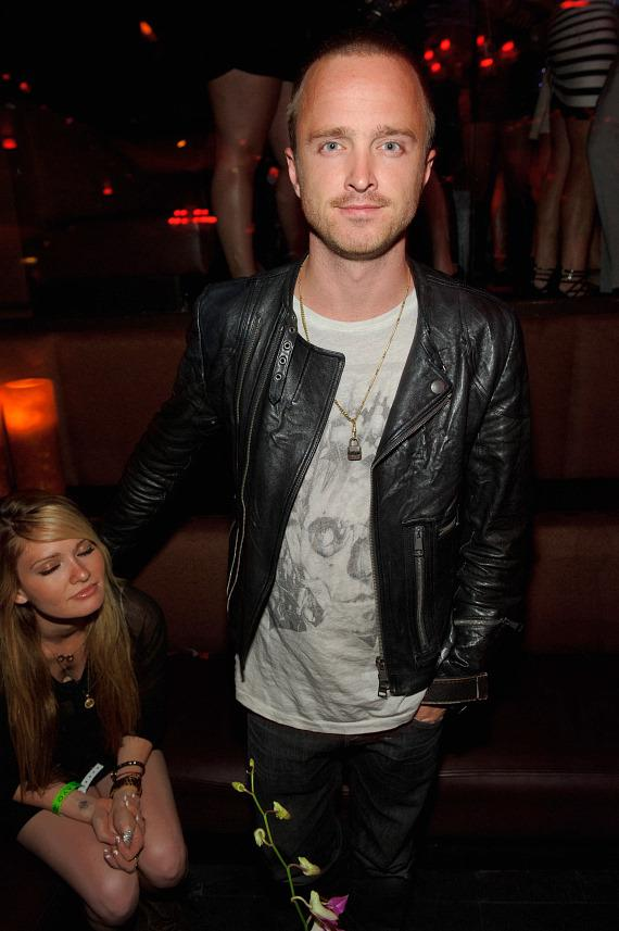 Aaron Paul at TAO