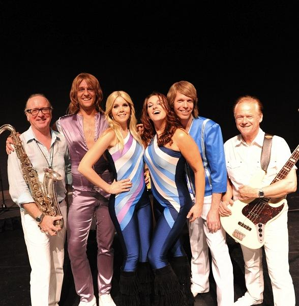 Mamma Mia! ABBA The Concert at Eastside Cannery May 13