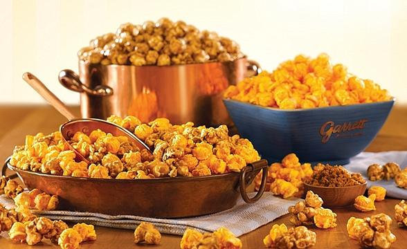 Garrett Popcorn Shops Opens First Las Vegas Location at Miracle Mile Shops