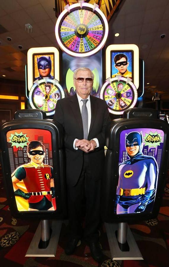 Aristocrat's new Batman Classic TV Slot