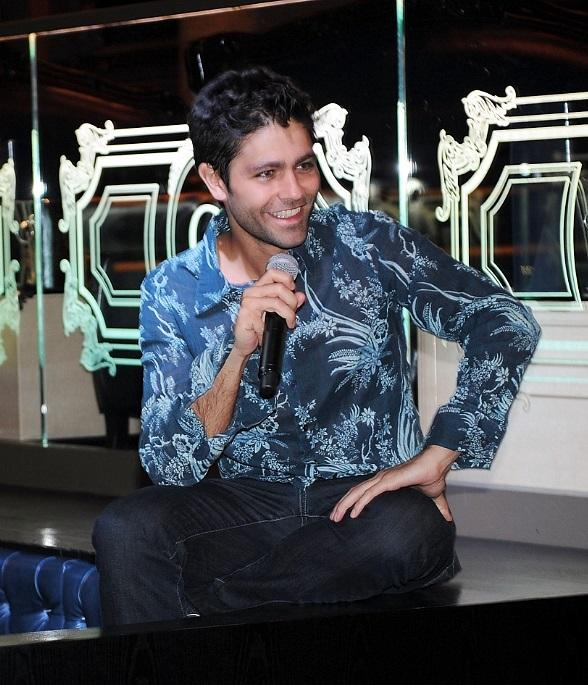 "Adrian Grenier at the ""Teenage Paparrazo"" Q&A at Chateau Nightclub & Gardens"