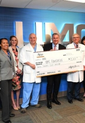 Affinity Gaming Donates $12,800 to University Medical Center of Southern Nevada
